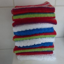 WC Handtücher solo
